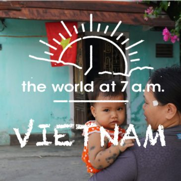 【 1min movie 】Vietnam at 7a.m.