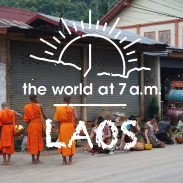 【 1min movie 】Laos at 7a.m.