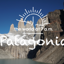【1 min movie】Patagonia at 7 a.m.